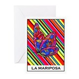 La Mariposa Greeting Cards (Pk of 20)