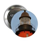 "Unique Ponce inlet lighthouse 2.25"" Button"