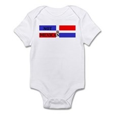 dominican republic Infant Bodysuit