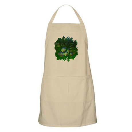 Angel Fish BBQ Apron