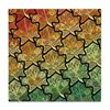 Celtic Leaf Transformation Decorative Tile