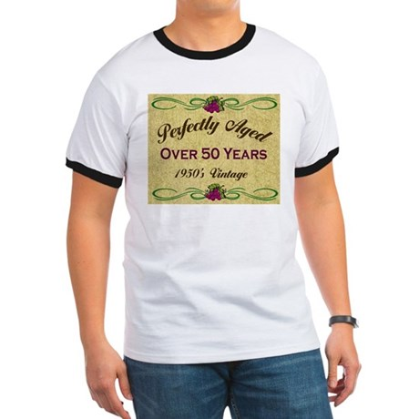 Over 50 Years Ringer T