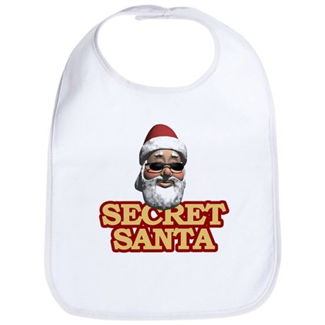Secret Santa Bib