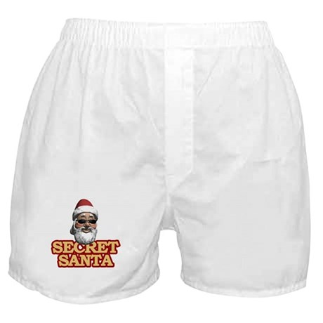 Secret Santa Boxer Shorts