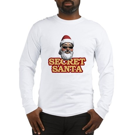 Secret Santa Long Sleeve T-Shirt