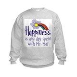 HAPPINESS IS DAY WITH ME-MA! Sweatshirt