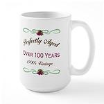 Over 100 Years Large Mug