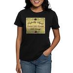Over 100 Years Women's Dark T-Shirt