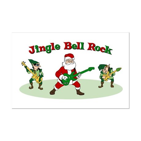 Jingle Bell Rock Mini Poster Print