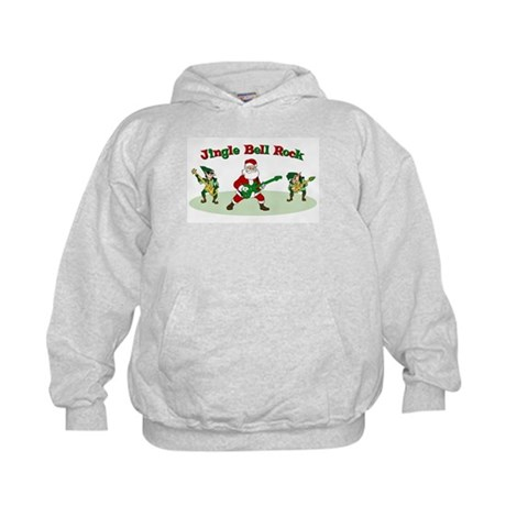 Jingle Bell Rock Kids Hoodie