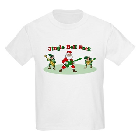 Jingle Bell Rock Kids Light T-Shirt
