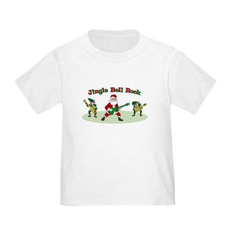 Jingle Bell Rock Toddler T-Shirt