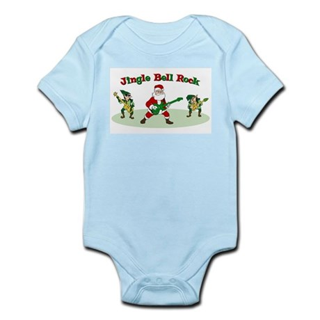 Jingle Bell Rock Infant Bodysuit