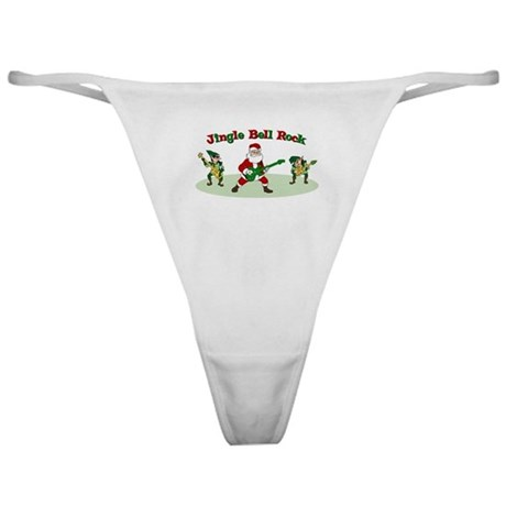 Jingle Bell Rock Classic Thong