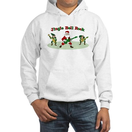 Jingle Bell Rock Hooded Sweatshirt