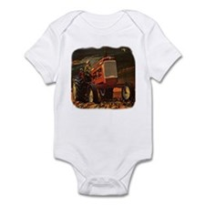 Rural America Infant Bodysuit