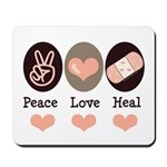 Heal Nurse Doctor Mousepad
