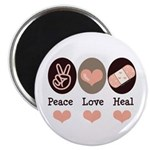 Heal Nurse Doctor Magnet