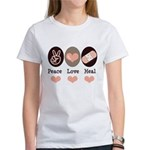 Heal Nurse Doctor Women's T-Shirt