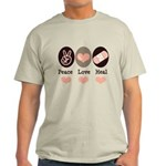 Heal Nurse Doctor Light T-Shirt