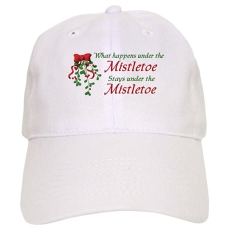 Under the Mistletoe Cap