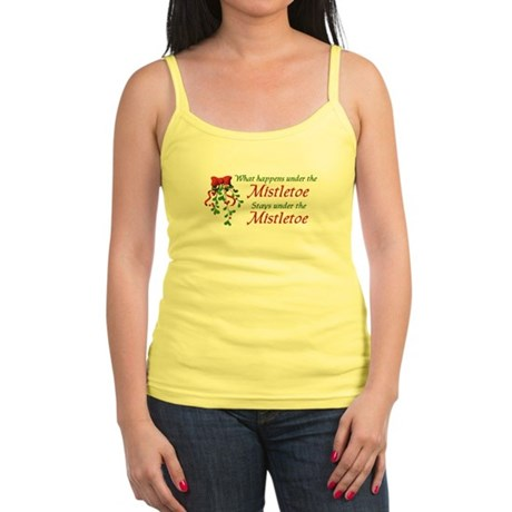 Under the Mistletoe Jr. Spaghetti Tank