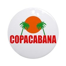 Copacabana Ornament (Round)