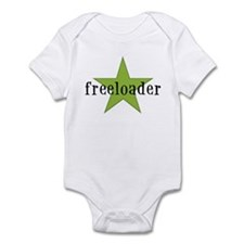 Freeloader Baby One Piece