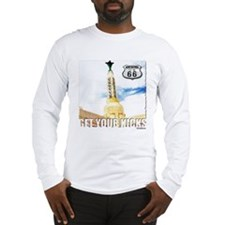 Unique Road maintenance Long Sleeve T-Shirt