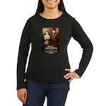 The Foundling Women's Long Sleeve Dark T-Shirt