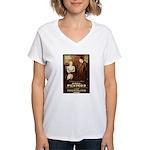 The Foundling Women's V-Neck T-Shirt