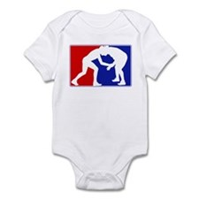 Major League Wrestling Onesie