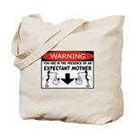 Expecting Mother Tote Bag