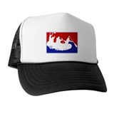 Major League White Water Raft Trucker Hat