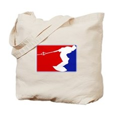 Major League Wakeboarding Tote Bag
