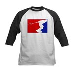 Major League Wakeboarding Kids Baseball Jersey