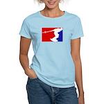 Major League Wakeboarding Women's Light T-Shirt