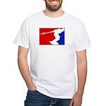 Major League Wakeboarding White T-Shirt