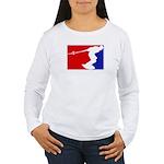 Major League Wakeboarding Women's Long Sleeve T-Sh