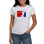 Major League Wakeboarding Women's T-Shirt
