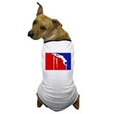 Major League Pole Vault Dog T-Shirt