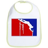 Major League Pole Vault Bib