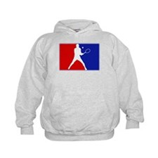 Major League Mens Tennis Hoodie