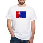 Major League Kites White T-Shirt