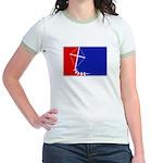 Major League Kites Jr. Ringer T-Shirt
