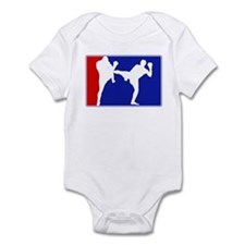 Major League Kickboxing Infant Bodysuit