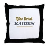 Kaiden Throw Pillow