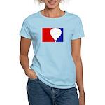 Major League Hot Air Balloon Women's Light T-Shirt