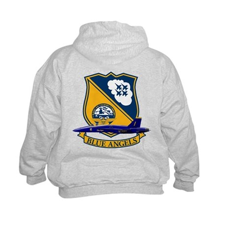 F-18 Blue Angels Kids Sweatshirt
