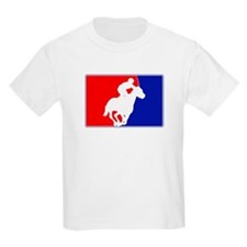 Major League Horse Racing T-Shirt